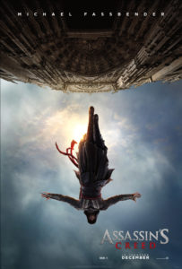 Assassin's Creed Filmplakat © 20th Century Fox