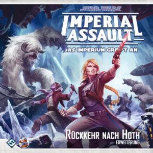 Star Wars Imperial Assault: Rückkehr nach Hoth