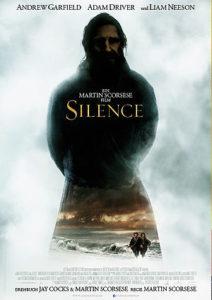 Silence Filmplakat © Concorde Filmverleih