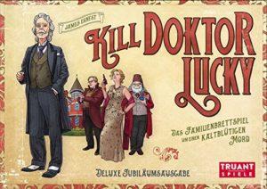 Kill Doktor Lucky - Deluxe Jubiläumsausgabe