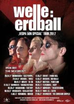 Welle:Erdball Vespa 50N Special Tournee 2017