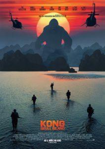 Kong: Skull Island Filmplakat © Warner Bros