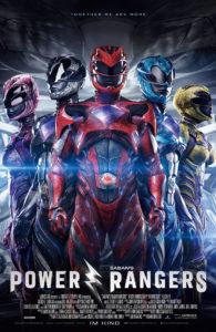 Power Rangers Filmplakat © Studiocanal