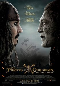 Pirates of the Caribbean 5 – Salazars Rache © Disney