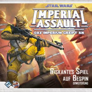 Imperial Assault: Riskantes Spiel auf Bespin