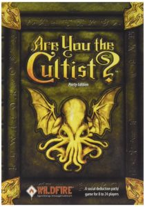 Are You The Cultist? - Party Edition