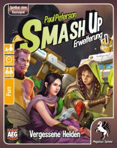 Smash Up - Vergessene Helden