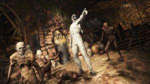 Mumien als Gegner