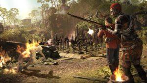 Verwendung von antiken Fallen gegen Gegner