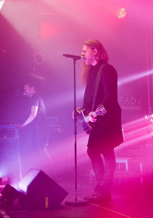 Diary of Dreams – Hell in Eden Tour. Zu viel Neues ist bei diesem Album nicht möglich.