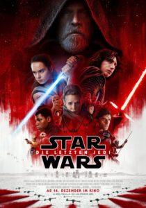 Star Wars Die Letzten Jedi Filmplakat © Disney