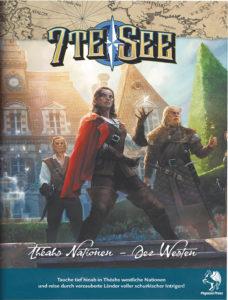 Théahs Nationen - Der Westen