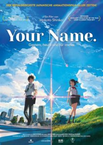 Your Name Filmplakat © Universum Film