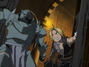 "Fullmetal Alchemist: Die Brüder Elric<br /> ©<a href=""https://www.ksmfilm.de"" target=""_blank"" rel=""noopener""> KSM Anime</a>"