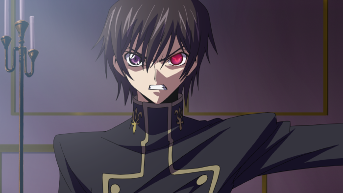 Code Geass Lelouch of the Rebellion © Sunrise/Project Geass, MBS Character Design / 2006 CLAMP