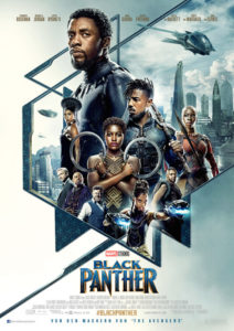 Black Panther Filmplakat © Disney
