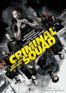 Criminal Squad Filmplakat © Concorde FIlm