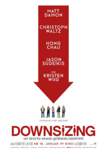 Downsizing Filmplakat © Paramount Pictures