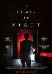It Comes At Night Filmplakat © A24 / Universum Film