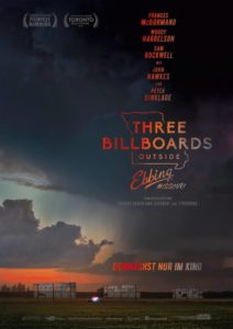 Three Billboards Outside Ebbing, Missouri © 20th Century Fox