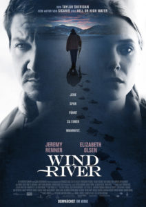 Wind River Filmplakat © Wild Bunch