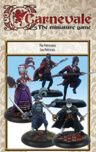 Carnevale - The Patricians Faction Box