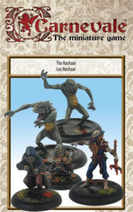 Carnevale - The Rashaar Faction Starter Box