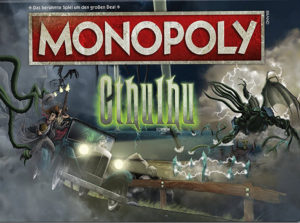 Monopoly - Cthulhu Edition