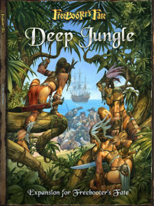Freebooter's Fate - Deep Jungle