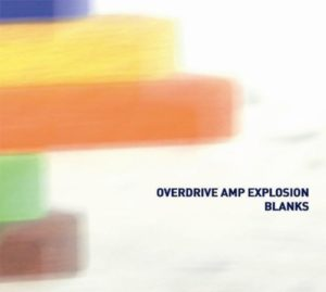 Overdrive AMP Explosion - Blanks