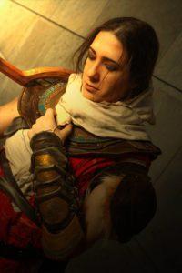 Cosplay: Bayek von Siwa aus Assassin's Creed Origins; Fotograf: Miclast