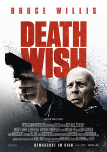 Death Wish Filmplakat © Universum Film