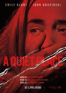 Filmplakat A Quiet Place © Paramount Pictures