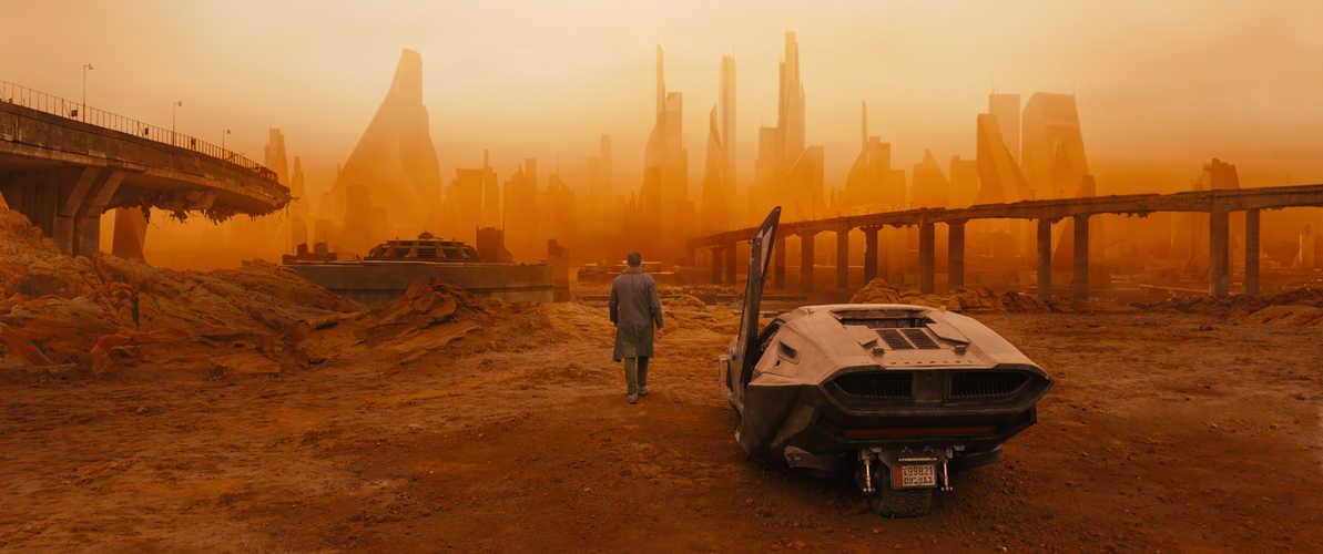 Endzeitstimmung außerhalb Los Angeles © Sony Pictures