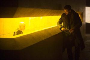 Blade Runner 2049: Officer K in der Tyrell Corporation © Sony Pictures