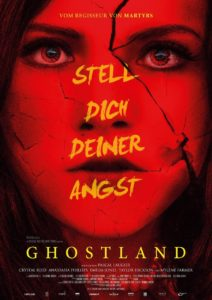 Filmplakat Ghostland © Capelight