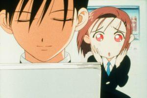 Rivalität und Bewunderung © 1998 M.TSUDA·HAKUSENSHA/GAINAX·KAREKANO-DAN·TV TOKYO·MEDIANET