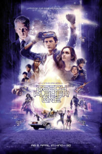 Filmplakat Ready Player One © Warner Bros