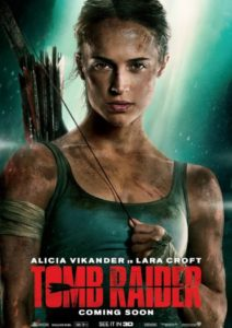 Tomb Raider Filmplakat © Warner Bros
