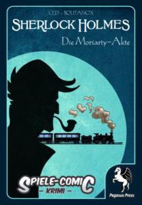 Sherlock Holmes - Die Moriarty-Akte