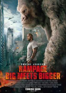 Rampage Filmplakat © Warner Bros