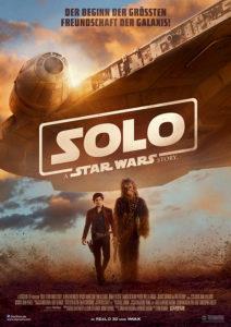 Solo A Star Wars Story Filmplakat © Lucasfilm, Disney