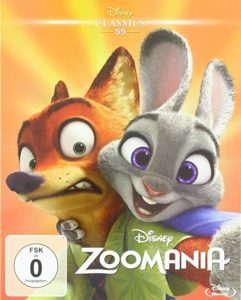 Zoomania - Disney Meisterwerke