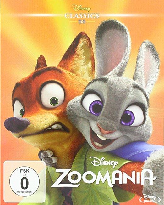 Zoomania Spiele