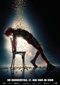 Deadpool 2 Filmplakat © Marvel