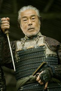 Commander Kumasawa (Yasuaki Kurata) ist ein unerbittlicher Gegener © Eurovideo