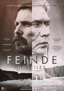 Hostiles - Feinde Filmplakat © Universum Film