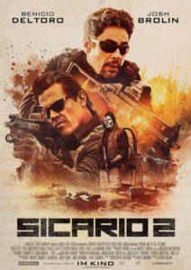 Sicario 2 Filmplakat © Studiocanal