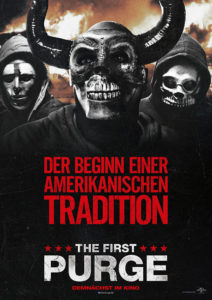 The First Purge Filmplakat © Universal Pictures