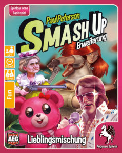 Smash Up Lieblingsmischung